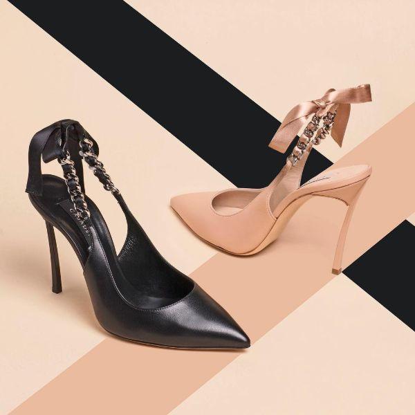 Casadei designer pumps